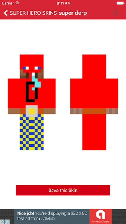 VIP Custom Skins For Minecraft Pe Pro By Hiren Mistry - Skin para minecraft pe vip
