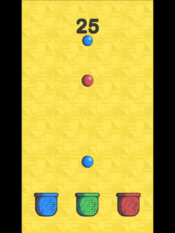 Screenshot #1 for Catch a Color Deluxe Ball Drop