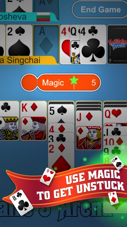 Solitaire 3 Arena screenshot-3