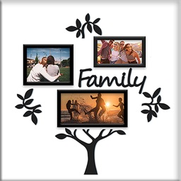 Family Tree Collage Maker - Photo Frames by Hansraj Dass