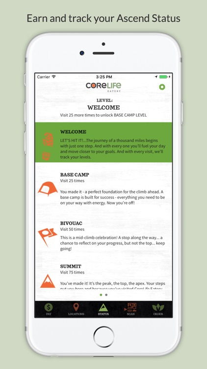 CoreLife Ascend screenshot-2