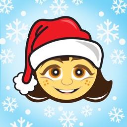Happy Holidays Sticker Pack
