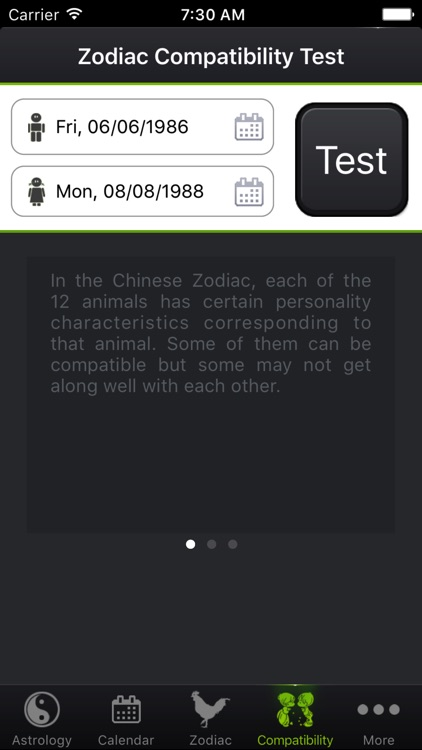 Chinese Astrology Tools screenshot-4