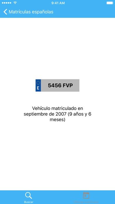 download Matrículas españolas apps 2