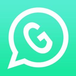 WhatsGif - 首個中文GIF鍵盤