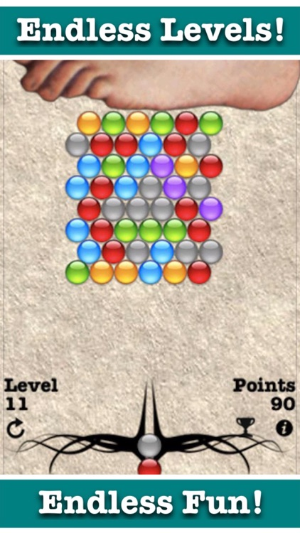 Bubble Jewels™ - Pop the Bubbles Shooter Game!