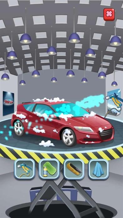儿童游戏:宝宝早教幼教模拟洗车游戏 App 截图