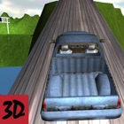 Car Climbing Mountain 3D icon