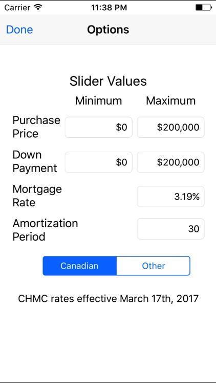 The Mortgage Calculator