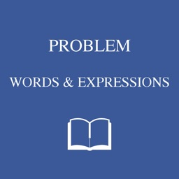 Problem words dictionary