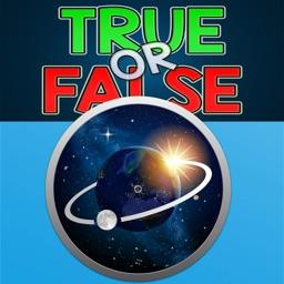 True False : Astronomy Quiz