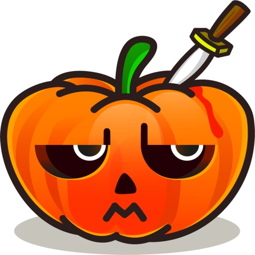 Halloween stickers by Cristian Moe