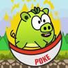 ポケット豚ジャンプ - アクション無料 人気 クイズ ランキング