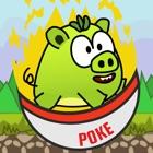 ポケット豚ジャンプ - アクション無料 人気 クイズ ランキング icon