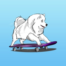Snow Dog - Lovely Husky Dog for iMessage