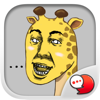 ChatStick Company Limited - Jookgru Giraffe Stickers & Keyboard By ChatStick artwork