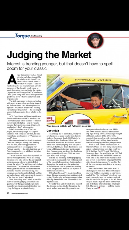 American Car Collector Magazine screenshot-1