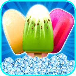 Ice candy fever cooking game - Cool Kids Food Chef