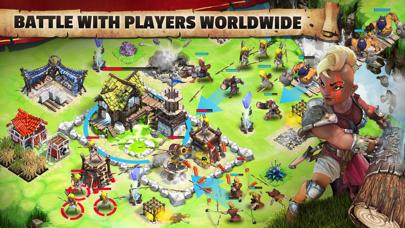 Battle Skylands: Island Allies screenshot two