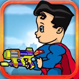 Candy Land Voyage: Airborne Super Baby