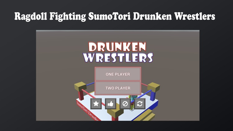 Sumotori Drunken Wrestle Dreams Fun