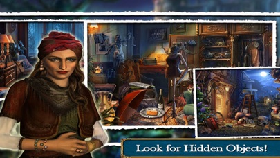 Hidden Object: The Silence Of City PRO app image