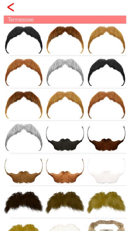 Mustache & Beard Me Editor Pro screenshot-2