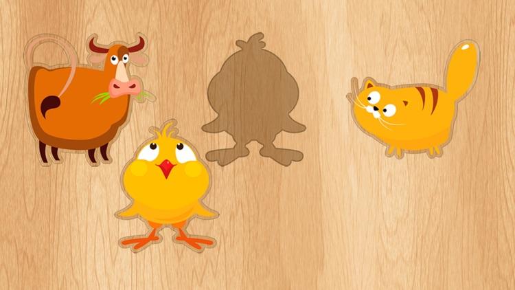 Sorting Baby Blocks: children's educational puzzle screenshot-4