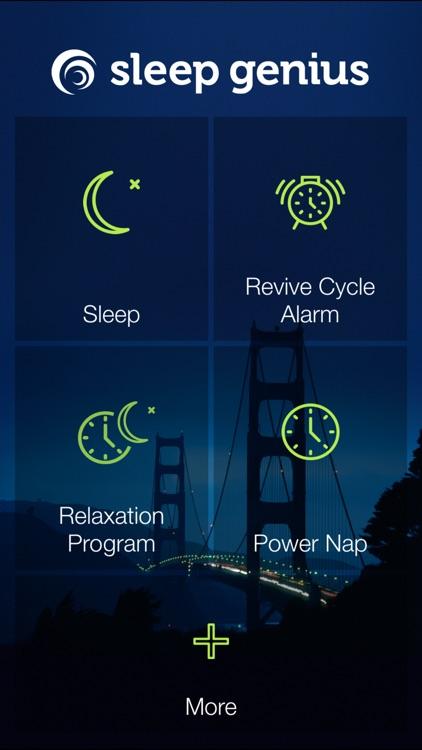 Sleep Genius: Revive Cycle Alarm, Nap, Relaxation