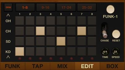 FunkBox Drum Machine Screenshot 4