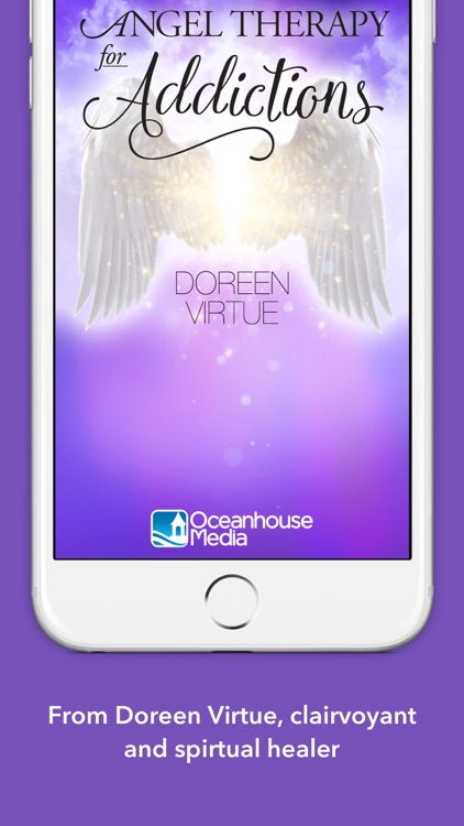 Angel Therapy for Addictions - Doreen Virtue screenshot-4