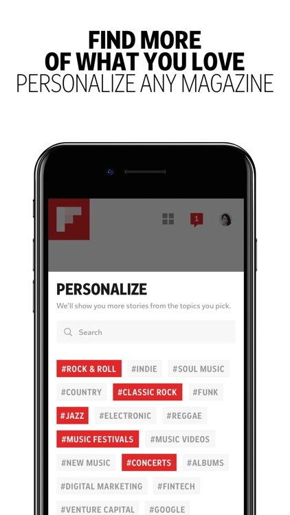 Flipboard: News For Every Passion screenshot-3