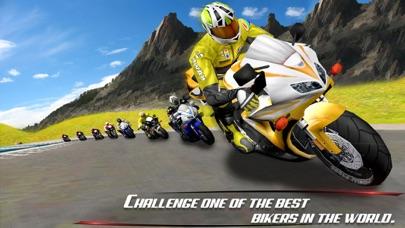 アスファルトバイクフリーゲーム ハイウェイレースでの極端な楽しみ紹介画像2