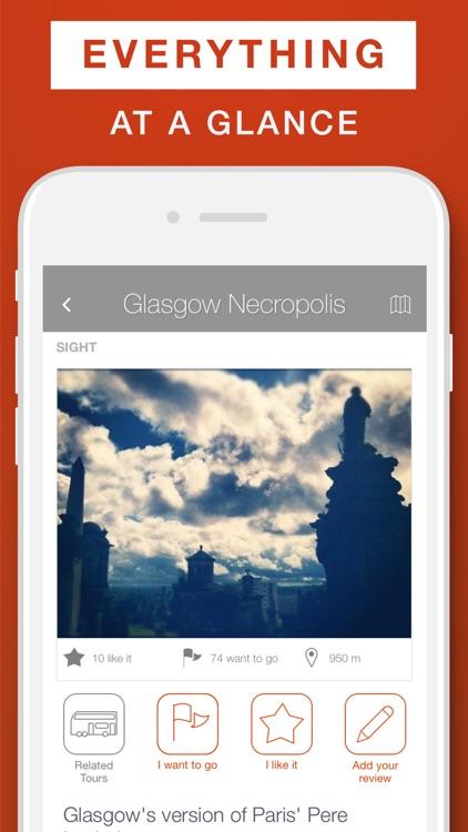 Glasgow - Travel Guide & Offline Map