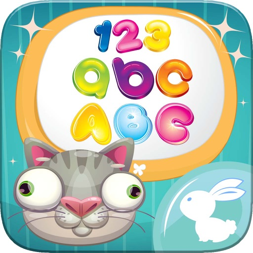 ABC Alphabet Tracing Writing Letters 123 Learning iOS App