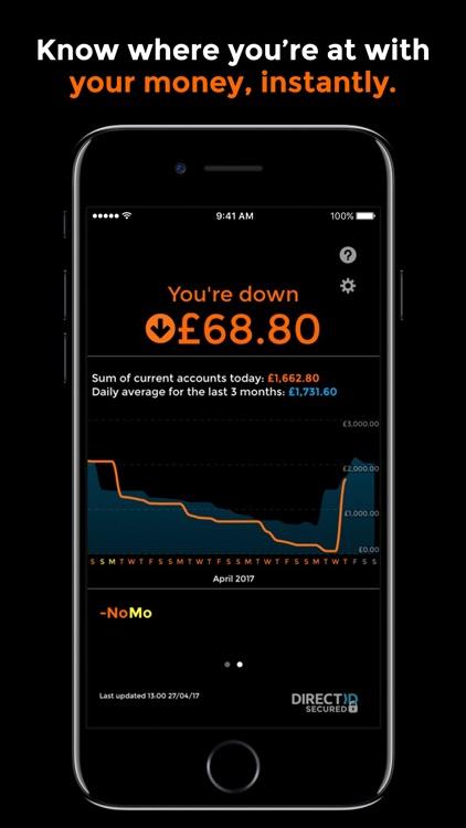 NoMo Money – The Honest Cashflow Tracker