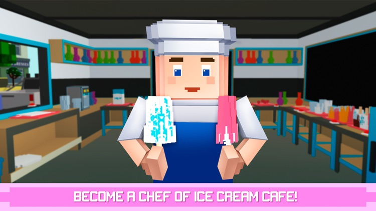 Ice Cream Stand: Cooking Chef