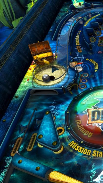 The Deep Pinball screenshot-3