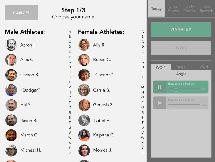FitChalk Trainer App
