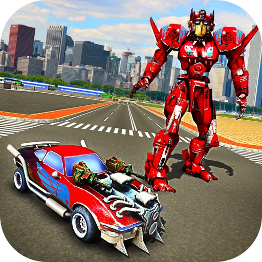 Robots Car War Transformer - Fighting Battle Hero