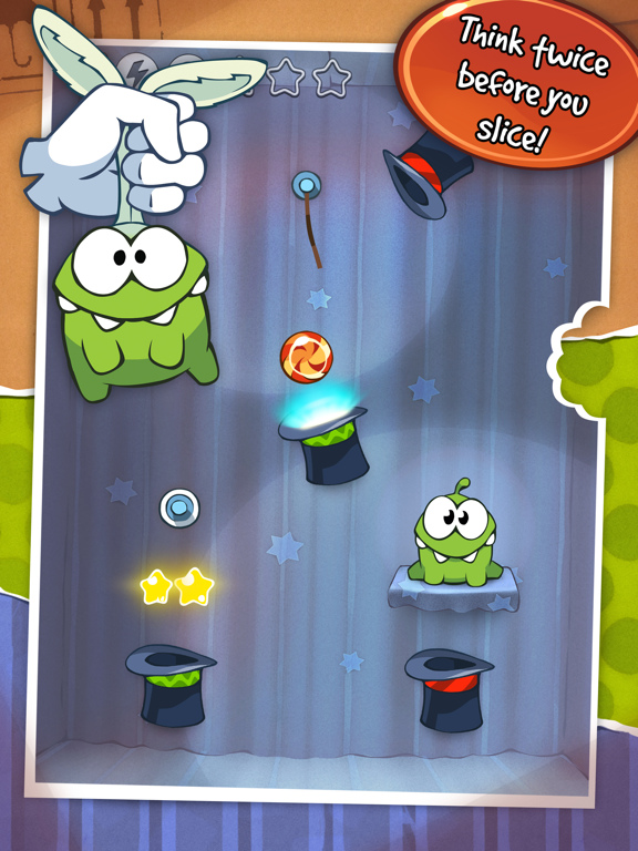 Cut the Rope GOLD screenshot 7
