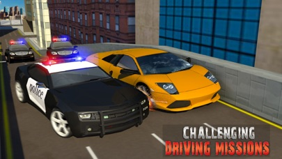 エスケープ警察の車の追跡PROゲーム:スマッシュ警察の自動車 Escape Police Carsのおすすめ画像3
