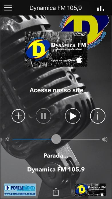Dynâmica FM 105,9 app image
