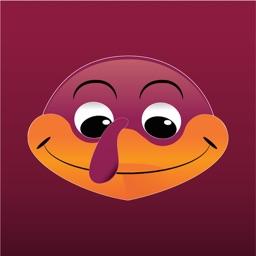 Virginia Tech Emoji