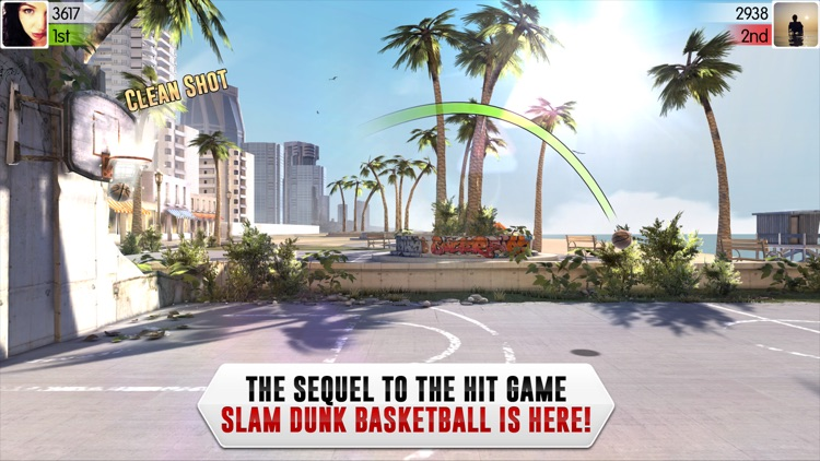 Slam Dunk Basketball 2 - Play & Do Good screenshot-0