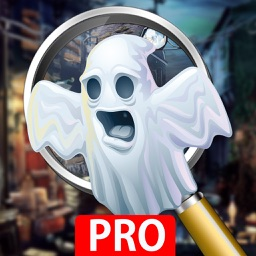 Hidden object: Ghost palace pro