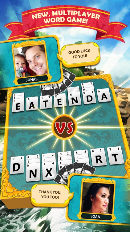 BaliFied - Word Game of the Gods screenshot-0