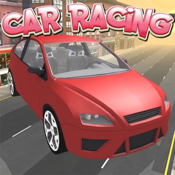 fast car race accident driving extreme racing game