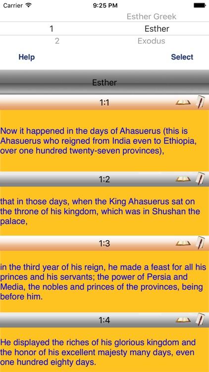 World English Talking Bible Study screenshot-0
