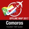 科摩罗 旅游指南+离线地图